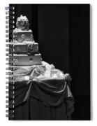 Wedding Cake Spiral Notebook