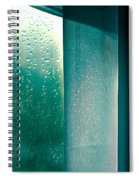 Wednesday In September  Spiral Notebook