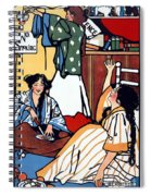 Wee Sma Hours 1909 Spiral Notebook