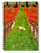 Weed Control Spiral Notebook