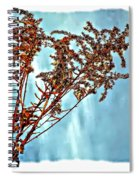 Weed Patch Spiral Notebook