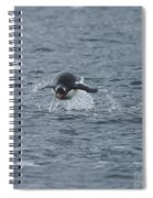 Weee... Here I Come.. Spiral Notebook
