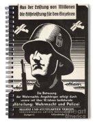 Wehrmacht Spiral Notebook