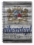 Weihenstephan Spiral Notebook