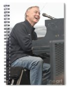 Weir Hornsby And Marsalis Spiral Notebook