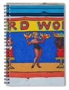 Weird Women Spiral Notebook