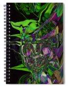 Weirdness Spiral Notebook
