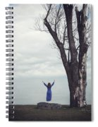 Welcome Beautiful Day Spiral Notebook