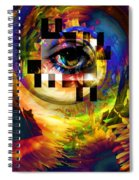 Welcome To 3rd Annex Spiral Notebook