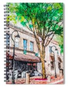 Welcome To Naperville Illinois Spiral Notebook