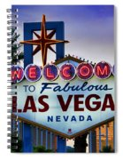 Welcome To Your Best Vacation Spiral Notebook