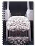 Welcome Tree Infrared Spiral Notebook