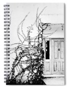 Welcome Vines Spiral Notebook