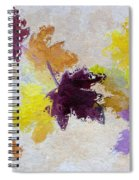Welcoming Autumn Spiral Notebook
