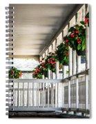 Welcoming Porch Spiral Notebook