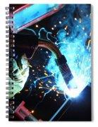 Weld Spiral Notebook