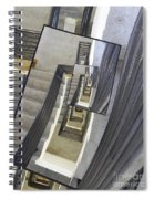 Well Of Stairs Spiral Notebook