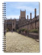 Wells Spiral Notebook