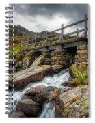 Welsh Bridge Spiral Notebook