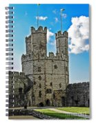 Welsh Castle Spiral Notebook