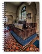 Welsh Chapel Spiral Notebook