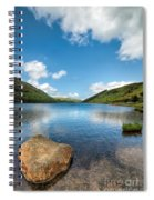 Welsh Lake Spiral Notebook