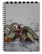 Welwitchia  Spiral Notebook