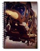 Were To Land Spiral Notebook
