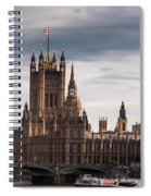 Wesminster Spiral Notebook