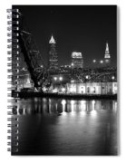 West Bank Of The Flats Spiral Notebook