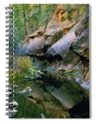 West Branch Oak Creek Spiral Notebook