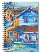 West Cape May Nj Spiral Notebook