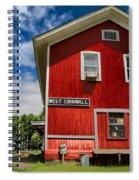 West Cornwall Spiral Notebook