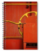 West Feliciano Spiral Notebook