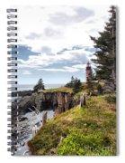 West Quoddy 4037 Spiral Notebook