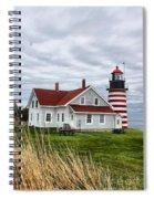 West Quoddy 4214 Spiral Notebook