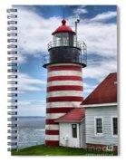 West Quoddy 4226 Spiral Notebook