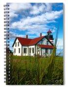 West Quoddy_5421 Spiral Notebook