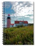 West Quoddy_5442 Spiral Notebook
