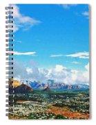 West Sedona Spiral Notebook