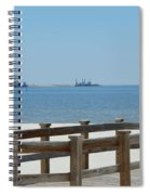 West Side Pier 1 Spiral Notebook