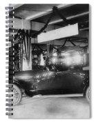 Westcott Automobiles, 1917 Spiral Notebook