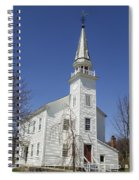 Westerlo Church Spiral Notebook