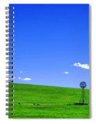 Western Hill  Spiral Notebook