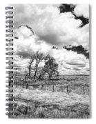 Western Kansas Spiral Notebook