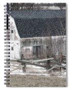 Western New York Farm 1 Spiral Notebook
