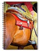 Western Pleasure Spiral Notebook