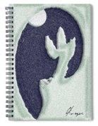 Westernscape Spiral Notebook