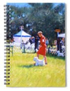 Westies Show Spiral Notebook