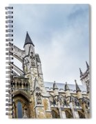 Westminster Abbey Spiral Notebook
